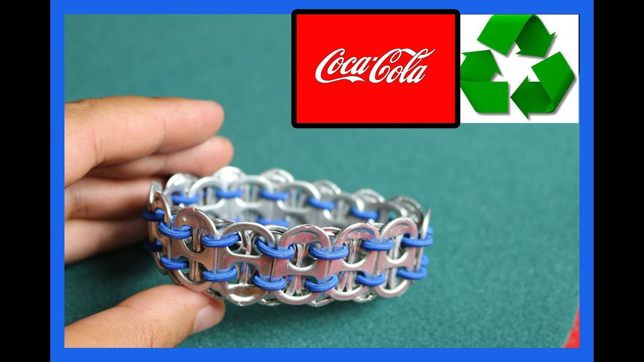 Soda Can Recycle Ideas