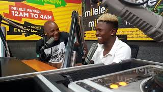 MR.SEED LIVE ON MILELE FM WITH JALANG'O & MWAKIDEU