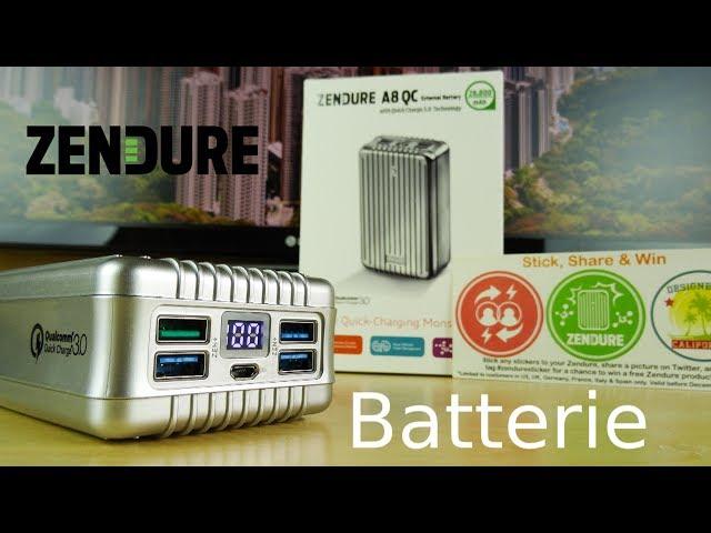 Zendure : les meilleurs batteries externes du monde !