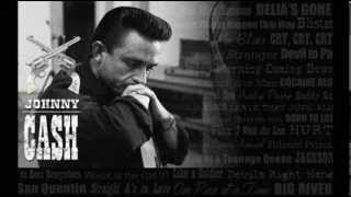 Johnny Cash - For The Good Times (Lyrics)