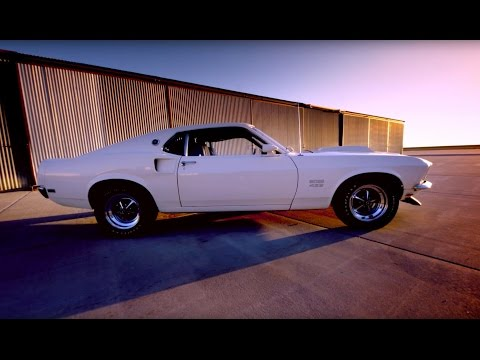 1969 Ford Mustang Boss 429 Fastback - Mecum Kissimmee 2016 Lot F160