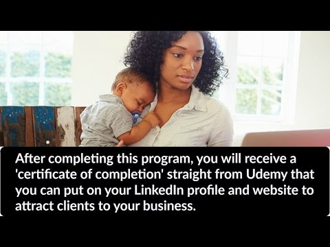 How To Work From Home As A Consultant Course Review - Get Your 'Certificate' And Use It On LinkedIn