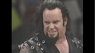 "Undertaker 1999 Era ""Ministry Of Darkness"" Vol. 10"