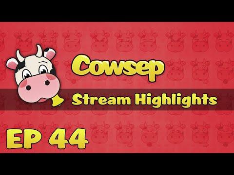 Cowsep Stream Highlights EP 44: Greenscreens