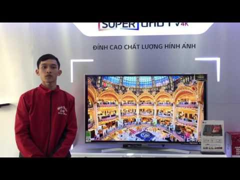 Cách xem truyền hình trực tuyến qua wifi trên tv LG