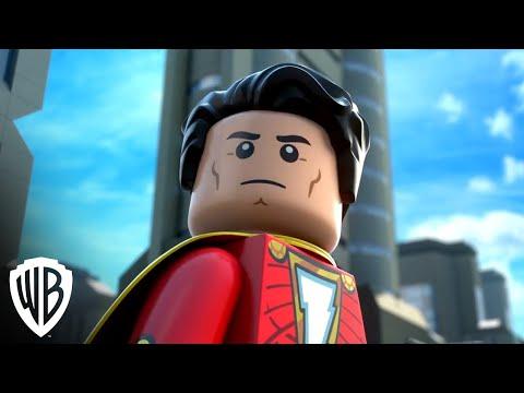 LEGO DC: Shazam! Magic and Monsters   Trailer   Warner Bros. Entertainment