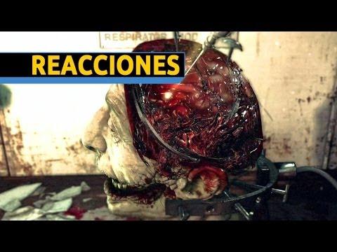 The Evil Within - Reacciones de los jugadores (Español)