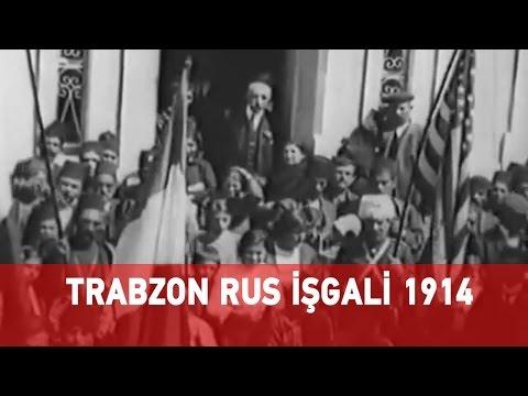 TRABZON RUS İŞGALİ 1914-1918 Video