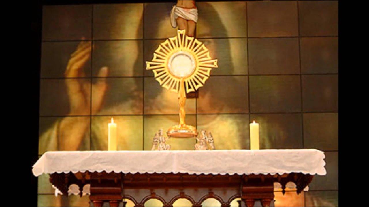 majestosa eucaristia