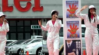 7月23日 弘前カブセンター スマートドライバーイベント.