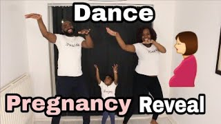 PREGNANCY REVEAL//COUPLE DANCE// CHOREOGRAPHY