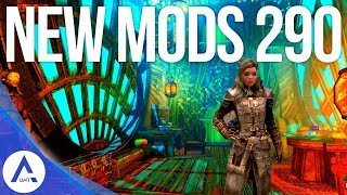 Video 5 Brand New Console Mods 290 - Skyrim Special Edition (PS4/XB1/PC) download MP3, 3GP, MP4, WEBM, AVI, FLV Juni 2018