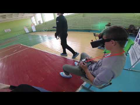 Drone Racing Лиски 2019