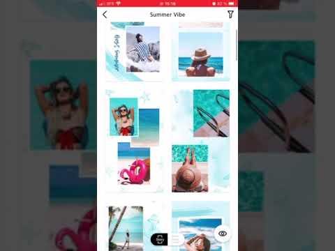 Exemple d'une belle Story Instagram avec StoryArt