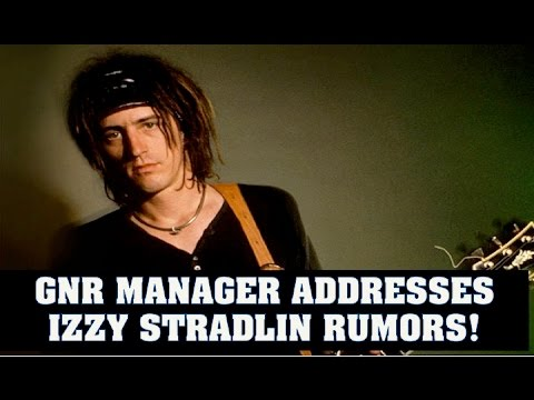 Guns N' Roses News: GNR Manager Addresses Izzy Stradlin Reunion Rumors
