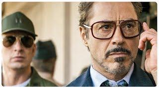 Captain America and Iron Man Infiltrate Shield Scene - AVENGERS 4 ENDGAME (2019) Movie CLIP 4K