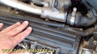 Update imobilizat carcasa filtru aer si capac motor, la 1.5dci