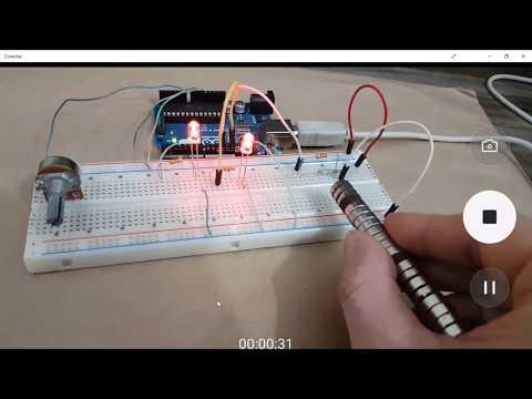5.1.1 - PinMode() (Curso Arduino Aula 19)