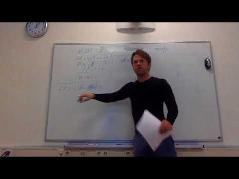 Nuclear and Elementary Particles, Week 1 Tutorial B, 8th of Sep. 17.