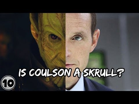 Is Agent Coulson A Skrull?