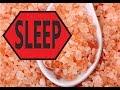 How To Sleep Better With Himalayan Salt