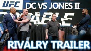 Daniel Cormier vs Jon Jones II Rivalry Trailer - UFC 200 Promo *SCRATCHED*