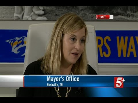 Mayor Barry Speaks For First Time Since Sons Death