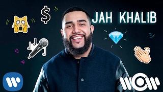 Скачать Jah Khalib Если чё я Баха Official Lyric Video