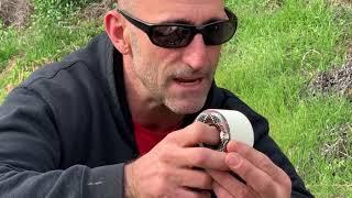 Test Ride Powell Peralta Grooved Snakes Wheels | MuirSkate Longboard Shop
