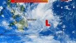 PAGASA, may binabantayang low pressure area sa loob ng Philippine Area of Responsibility
