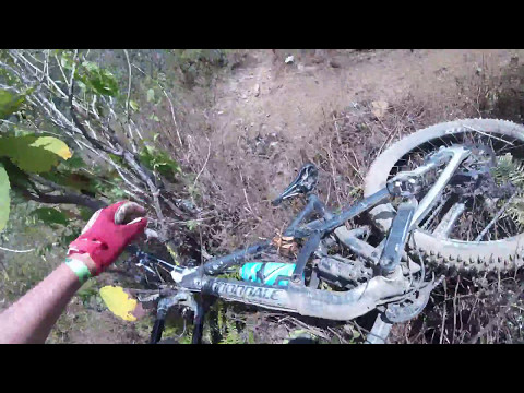 2017 Trans Costa Rica Enduro - Day 3 - Stage 1 - Jon Buckell