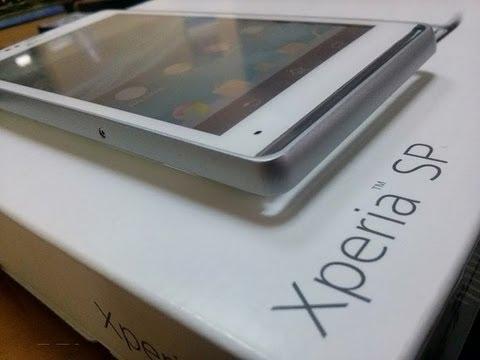 Sony Xperia SP. Чёткий и Позитивный Обзор / от Арстайл /