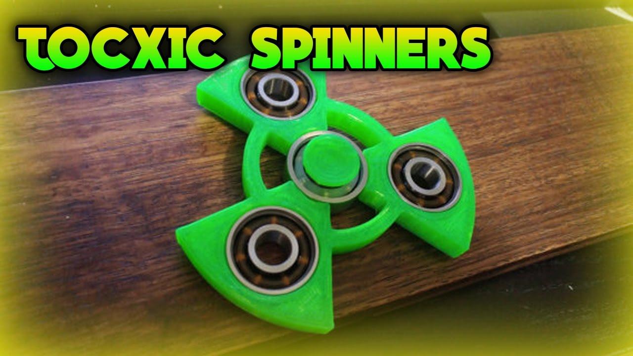 Researchers find dangerous amounts of lead in fidget spinners - Toxic Fidget Spinners