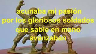 VICTOR HEREDIA  -  AQUELLOS SOLDADITOS DE PLOMO -  KARAOKE .  CARLOS MEDINA