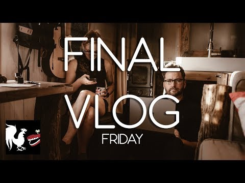 Burnie Vlog: The Final Vlog  Rooster Teeth