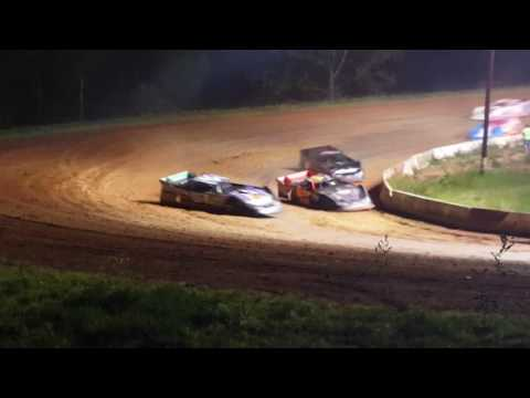 Clinton County Motor Speedway  5-26-17