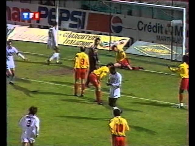 Martigues- FC Nantes 1-2 - 1993-1994