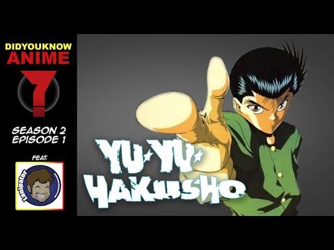 Yu Yu Hakusho - Did You Know Anime? Feat. Lanipator (Yu Yu Hakusho Abridged)