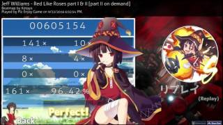 osu! red like roses hard part