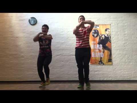 Aqua, Doctor Jones - Dance Fitness - Susanne & Glenn