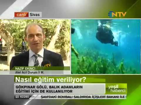 Sivas - Gürün Gökpınar Gölü Tanıtım - Sivas Gezi Rehberi
