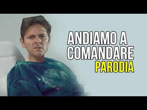 LA VOGLIA DI STUDIARE - Parodia Andiamo A Comandare - iPantellas