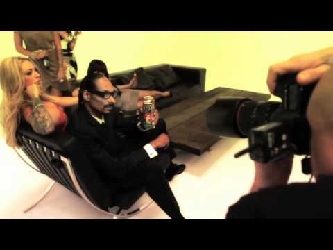 Blast by Colt 45 Photo Shoot With Snoop Dogg And Daren Metropoulos