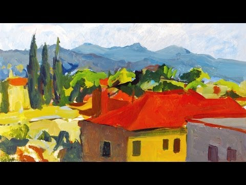 From Darkness to Light - All on Canvas Remarkable Story of Holocaust Survivor + Artist Kalman Aron