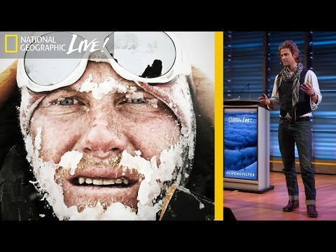 After the Avalanche: Life as an Adventure Photographer With PTSD (Part 1) | Nat Geo Live!