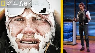 After the Avalanche  Life as an Adventure Photographer With PTSD (Part 1) | Nat Geo Live