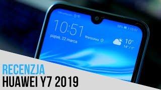 Huawei Y7 2019 - RECENZJA. Lepszy od Xiaomi?!