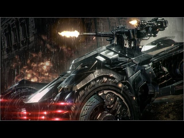 Batman: Arkham Knight (видео)