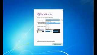 Descargar e Instalar Visual Studio 2013 Ultimate autoactivado