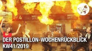 Der Postillon Wochenrückblick (7. – 13. Oktober 2019)